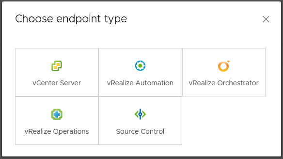 Available Endpoint Types