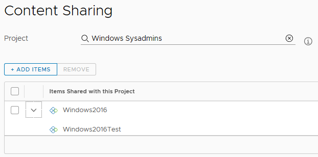 Sharing items from the Windows Sysadmins Project